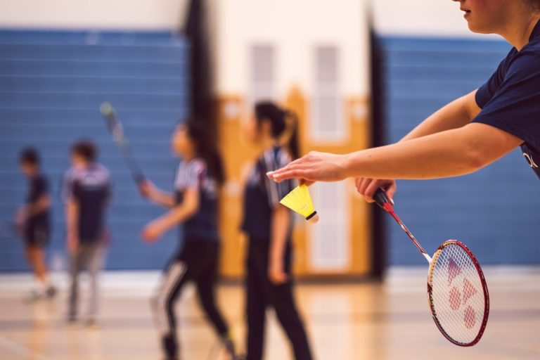 Badminton at Woodrow High House and Woodrow Leisure Centre